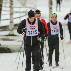 Skiing 45 km - Markus Darth (1443)