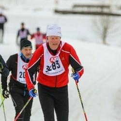 Skiing 45 km - Bengt Mattiasson (3283)