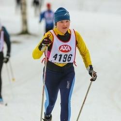 Skiing 45 km - Marie Thelander (4196)