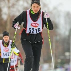 Skiing 45 km - Maria Sandin Örberg (3219)