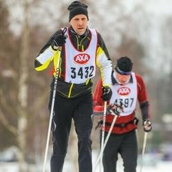 Skiing 45 km - Ove Nilsson (3432)