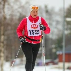 Skiing 45 km - Minette Karlsson (1335)