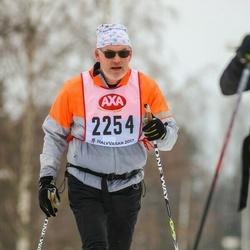 Skiing 45 km - Stefan Larsson (2254)