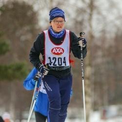 Skiing 45 km - Sofie Norelius (1204)