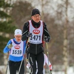 Skiing 45 km - Hans Östlund (3471)