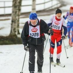 Skiing 45 km - Torbjörn Grönberg (1309)