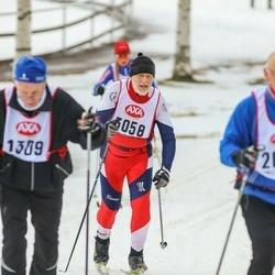Skiing 45 km - Thore Bertilsson (3058)