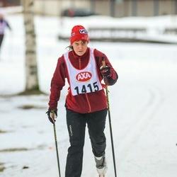 Skiing 45 km - Lillian Lundin Stöt (1415)