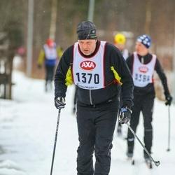 Skiing 45 km - Patrik Danielsson (1370)