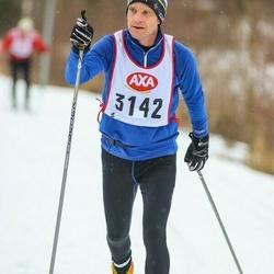 Skiing 45 km - Henrik Wall (3142)