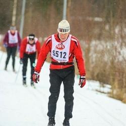 Skiing 45 km - Eberhard Stüve (5512)