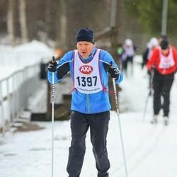 Skiing 45 km - Maciej Jedrzejczak (1397)