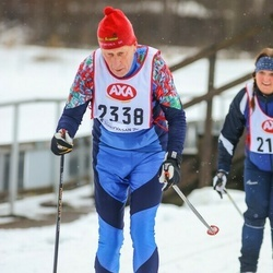 Skiing 45 km - Jan-Olov Gustavsson (2338)