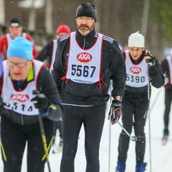 Skiing 45 km - Mats Karlsved (5567)