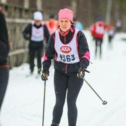 Skiing 45 km - Jenny Sivars (4363)