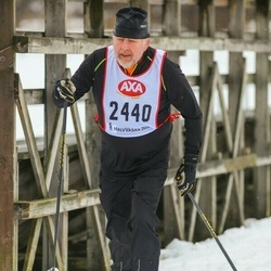 Skiing 45 km - Per-Arne Persson (2440)