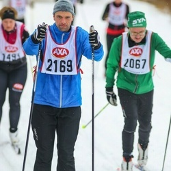 Skiing 45 km - Henri Granberg (2169)