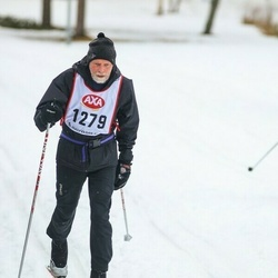 Skiing 45 km - Anders Olovsson (1279)