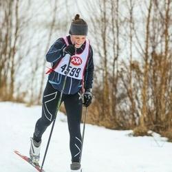 Skiing 45 km - Sofia Bråse (4599)
