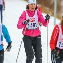 Skiing 45 km - Karin Ring (1481)