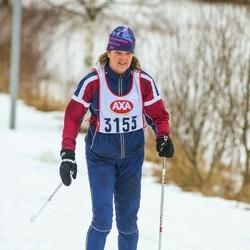 Skiing 45 km - Carina Holmberg (3153)