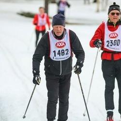 Skiing 45 km - Lars Håkansson (1482)