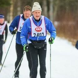 Skiing 45 km - Per Berndtsson (2402)