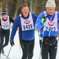 Skiing 45 km - Johan Bertilsson (3426)