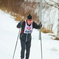 Skiing 45 km - Bosse Skatt (4450)
