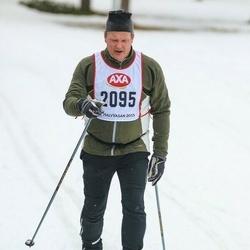 Skiing 45 km - Håkan Ydrevik (2095)