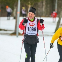 Skiing 45 km - Gunnar Björk (1086)