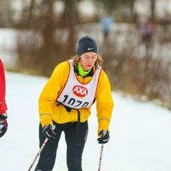 Skiing 45 km - Susanne Björk (1070)