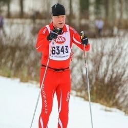 Skiing 45 km - Anders Landgren (6343)