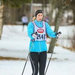 Skiing 45 km - Caroline Mattson (2346)