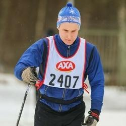 Skiing 45 km - Erik Karlsson (2407)