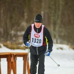 Skiing 45 km - Per Enokson (1320)