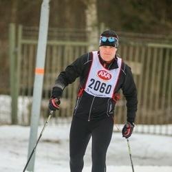 Suusatamine 45 km - Kim Holmqvist (2060)