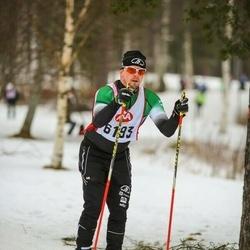 Skiing 45 km - Erik Simonsson (6193)