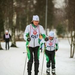 Suusatamine 45 km - Johan Peters (4267)