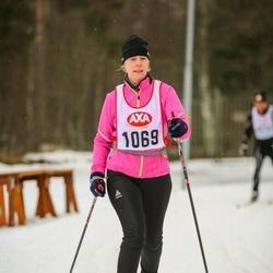 Skiing 45 km - Pernilla Johansson (1069)