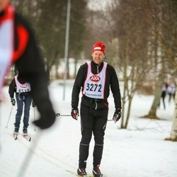 Suusatamine 45 km - Janne Wikström (3272)