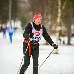 Skiing 45 km - Anneli Åkerström (3572)