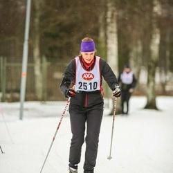 Skiing 45 km - Elin Östensson (2510)