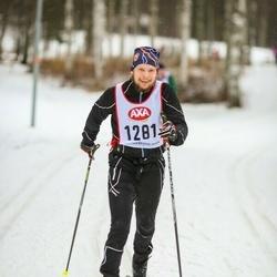 Skiing 45 km - Jakob Bäcklund (1281)