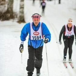 Skiing 45 km - Bengt-Inge Holst (1594)