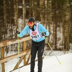 Skiing 45 km - Martin Ekberg (3467)