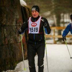 Skiing 45 km - Dan Fritz (1519)
