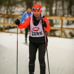 Skiing 45 km - Erika Lederud (3286)