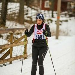 Skiing 45 km - Anna Elliot-Frick (3007)