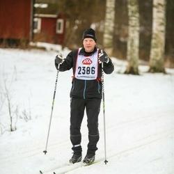 Skiing 45 km - Bill Johansson (2386)